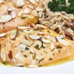 Almond Crusted Chicken Delight